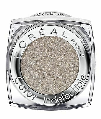 Infallible Eyes Eyeshadow by L'Oreal Paris Time Resist White 001