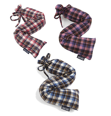 Hot Pak Innovative Holistic Remedy Tartan Cover Flexi Clay Thermo Therapy Pack