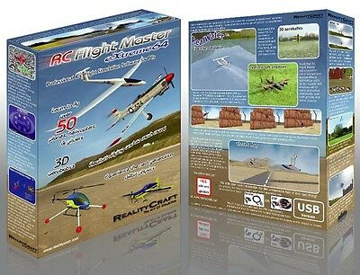 RC Flight Master eXtreme64 Simulator Mode 2