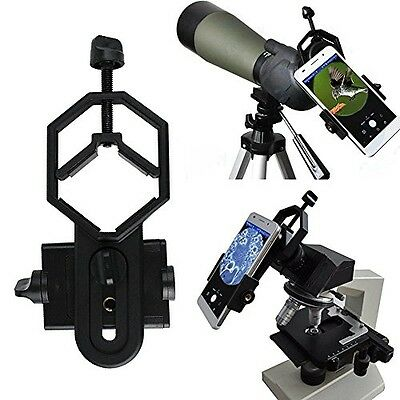 Lanboo Cell Phone Adapter Mount, Spotting Scope Cellphone Adapter Mount for Gun