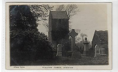 STENTON TOWER, STENTON: East Lothian postcard (C10496)