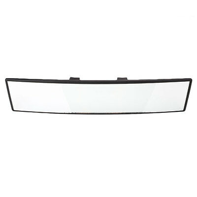 300mm Curve Convex Car Vehicle Interior Clip On Panoramic Rear View Mirror