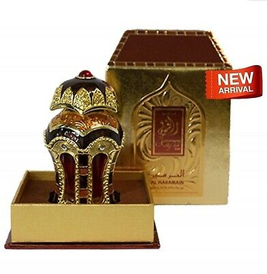 Rafia Gold by al Haramain 20ml Oil Based Perfume - Beautiful Attar