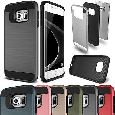 Slim Shockproof Rubber Hybrid Hard Case Cover For Samsung Galaxy Core Prime G360