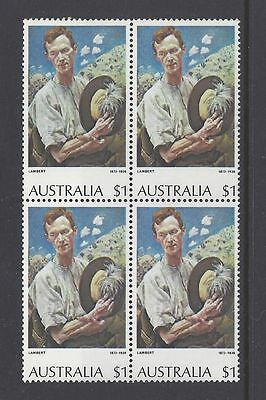 100 MUH Australian Post Full Gum $ 1 Postage Stamp Mint - Value $100 Stamps