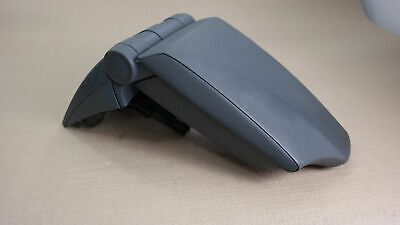 BMW 1 Series E87 Centre Console Armrest Arm Rest Trim Alaska Grau Grey 7143600