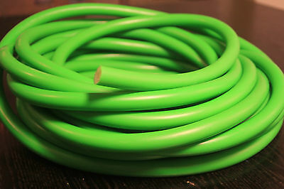 Speargun Green Rubber Spearfishing 16mm * 3mm per Meter by ruminex
