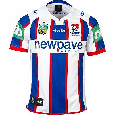 Newcastle Knights 2016 NRL Away Jersey Adults & Kids Sizes Available BNWT