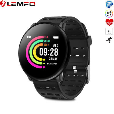 Iwown I6 Pro Impermeable Deporte Bluetooth GPS NFC Smart Band Para IOS Android