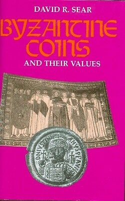 Sear D. - Byzantine coins and their values, 2nd edition revised and enlarged