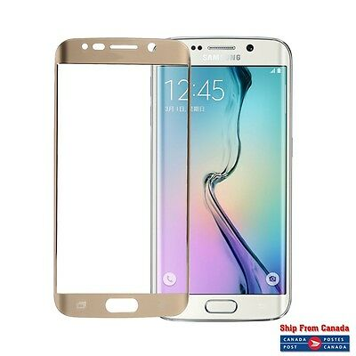 For Samsung Galaxy S7 Edge S6 Edge Plus Full Cover Screen Protector PET Case