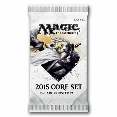 MTG MAGIC 2015 CORE SET (M15) * Booster Pack (15 cards)