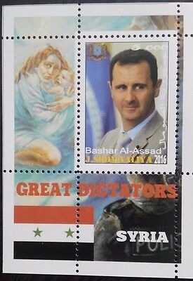 Somalia 2016 the great dictators of the world Syria Assad