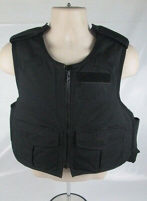 Police Body Armour Stab Vest / Ballistic Bulletproof Security Bouncer Female 36""
