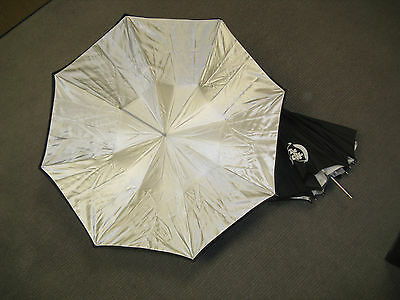 "Photogenic 36"" ""The Eclipse"" umbrella"