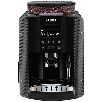 NEW Krups Espresseria fully automatic EA8150 bean to cup coffee machine RRP £500