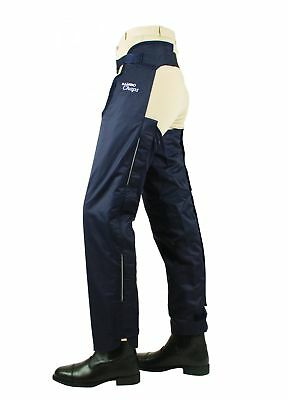 Horseware Fleece Lined Half Chaps Riding Chaps Waterproof Chap