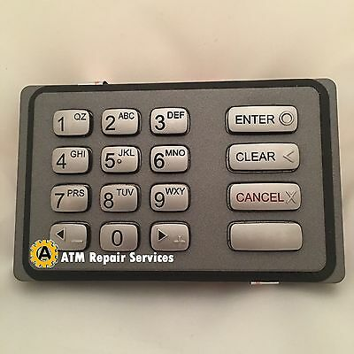 Repair of Nautilus Hyosung ATM Machine Keypad 6000k or older +6 Month Warranty