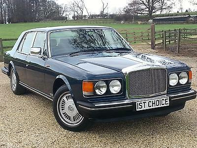 1986 Bentley Eight Very Low Mileage With Documented  Service  History  Just Had