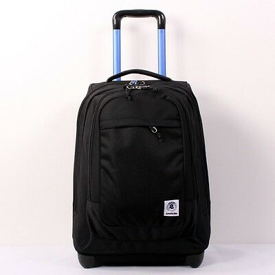 Invicta Extra Bump Trolley Plain Cod.206001641 Jet Black
