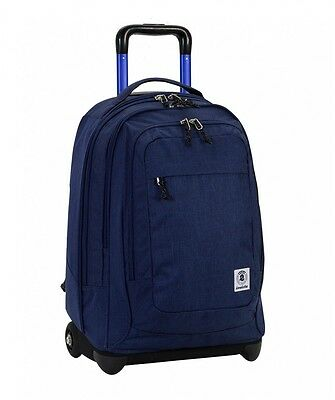 Invicta Extra Bump Trolley Plain Cod.206001641 Deep Blue 2 Tone