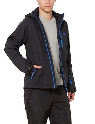 Ultrasport Everest Softshell Giacca per Uomo con Ultraflow 10.000,