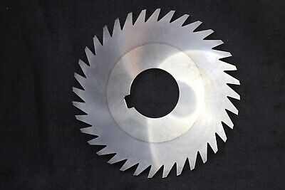 "Carbide Slitting Saw   7//64 X ~5.1 X 1.5/"" Bore FREE SHIPPING solid"