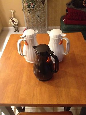 Service Ideas Insulated Beverage Servers 1 1/5 L - Set of 3
