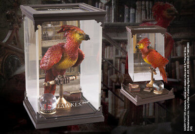 Harry Potter : FAWKES THE PHOENIX Magical Creatures from The Noble Collection NO
