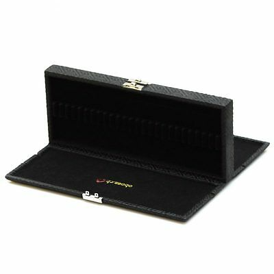 Oboes.ch Oboe Reed Case: Holds 50 Reeds, Silk Engyptian Embroidered