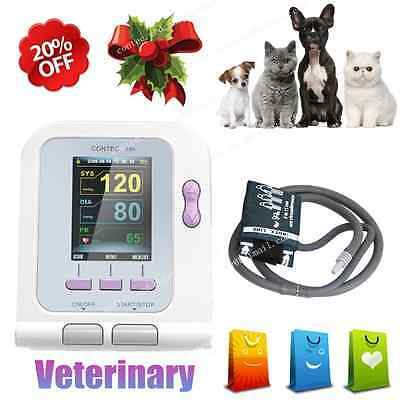 CE  CONTEC08A VET Veterinary Digital Blood Pressure Monitor, NIBP CUFF  CE FDA