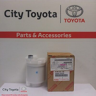 New Toyota Genuine Fuel Filter Camry/Avalon 8/03-10/11 233000D030