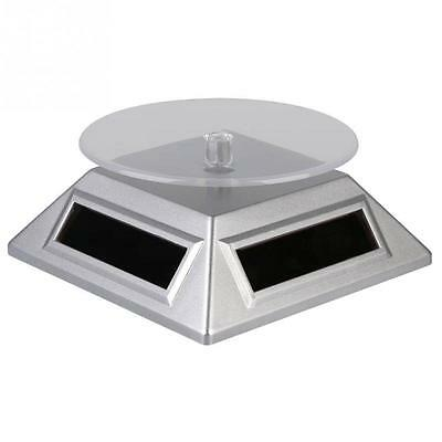 Exhibition Stand Solar Auto Rotating Display Stand Rotary Turn Table Plate