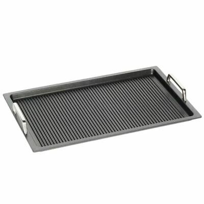 AMT Gastronorm GN 1/1 - I-25333-GG Induktion 53 x 32 cm Aluguss Griffe & Grillbo