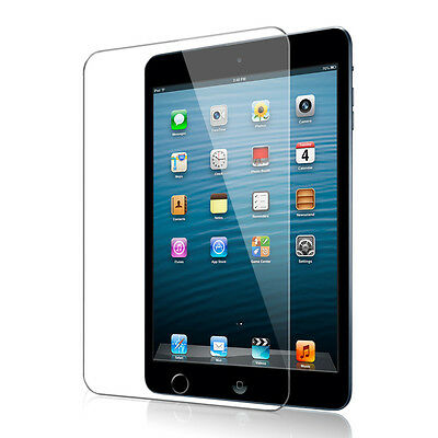 New Full Screen Protection Tempered Protector Glass Film for Apple iPad Air 2 1