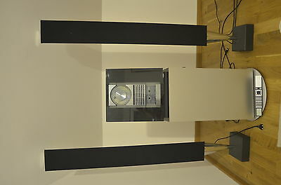 Bang & Olufsen : beosound ouverture + beolab 8000 + beo 4 Fernbedienung