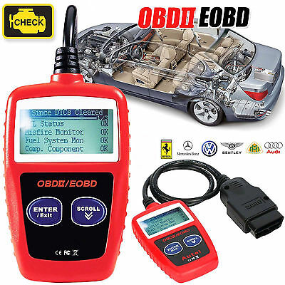 MaxiScan MS309 Car fault Code Reader Data Tester Diagnostic Tool OBD2 Scanner