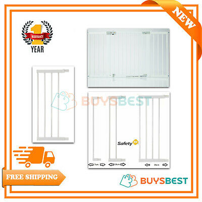 Safety Gate Extension Safety First 1st Easy Close and Easy Close Deco Extension