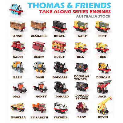Take N Play Thomas The Tank Engine Thomas And Friends Collection Free Selection
