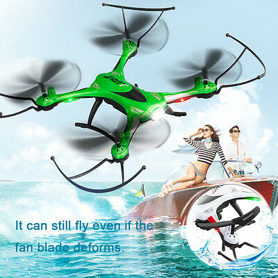JJRC H31 2.4Ghz 4-axis Waterproo Headless Mode Helicopter Quadcopter RC Drone