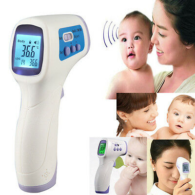 Handheld Non Contact IR Infrared Medical LCD Digital Thermometer Gun Body Care