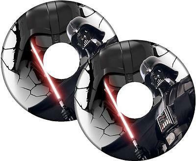 Wheelchair Spoke Guard Stickers, Wheel Cover protector, Vader Design