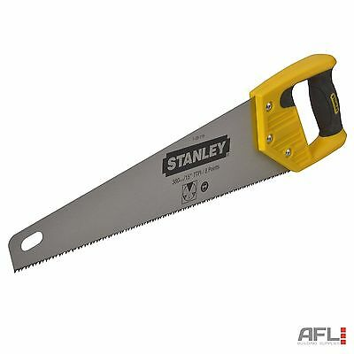 Stanley 1-20-119 Sharpcut Heavy Duty Wood/Timber Toolbox Saw 7tpi 380mm/15""