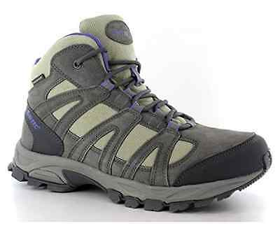 Hi-Tec Ladies Alto Mid Waterproof Walking Boots