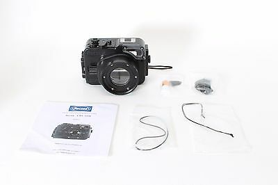 Recsea CWC (Polycarbonate) Housing For Canon S120 - USED