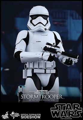 Hot Toys Star Wars First Order Stormtrooper 1/6  Sixth Scale SideShow