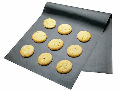 Kitchen Craft Non Stick Cooking Baking Cookie Biscuit 80cm x 33cm KCNSLINER