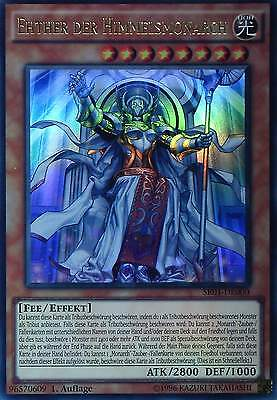YU-GI-OH - EMPEROR OF DARKNESS - 1ST EDITION SR01-DE - Singles + Playsets GERMAN