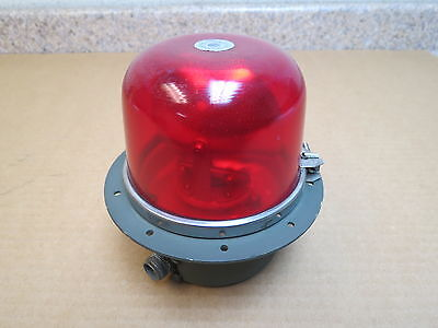 Aircraft Rotating Navigational Beacon Light Assembly New Surplus D1485 /M58085-2