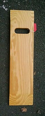 Mabis Dmi Healthcare Deluxe Wood Transfer Board Southern Yellow Pine